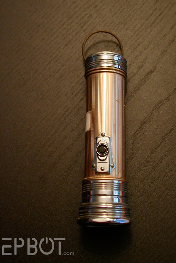 Star Wars Lightsaber Flashlight The Empire Steampunked Technabob