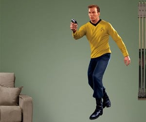 Star Trek Fatheads Put Sci-Fi Icons on Your Wall