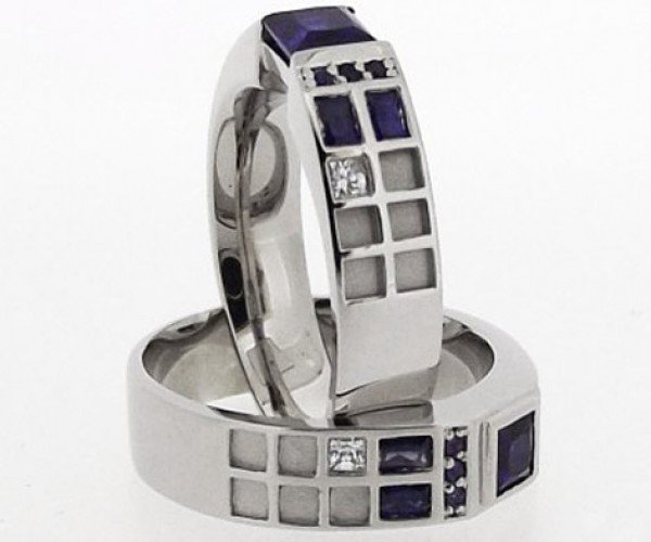 TARDIS Ring is Realer Than the TARDIS