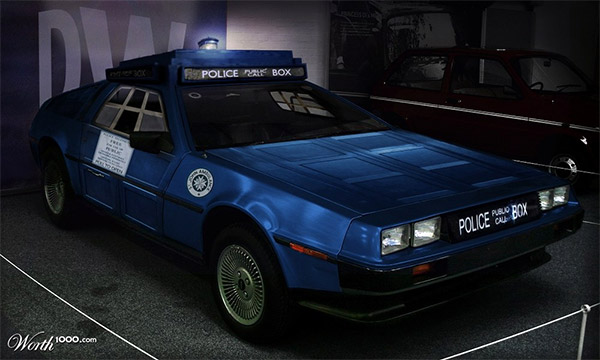 tardis_delorean