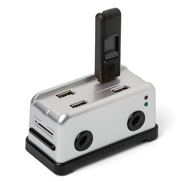 toaster usb hub toast flash drives 3