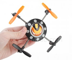 UDIRC RC Quadcopter Won't Chop Much off Your Budget
