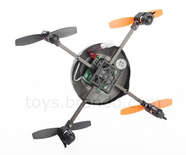 udirc remote control quadcopter 4