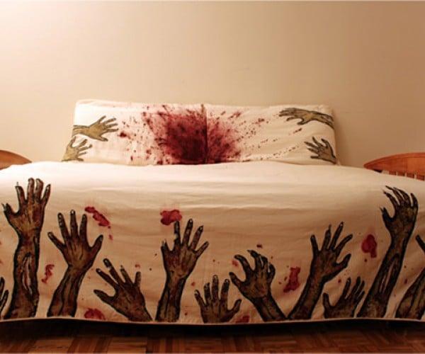Zombie Sheets: The Walking Dead in Bed
