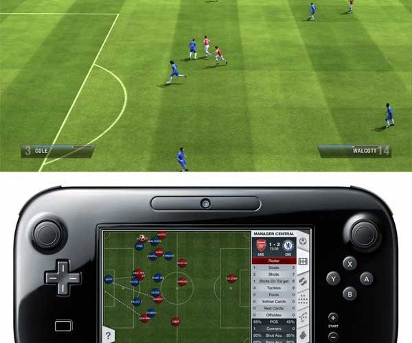 EA Confirms FIFA 13 and Madden 13 for Wii U