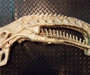 Custom Xenomorph Skull Is the Stuff Nightmares are Made of