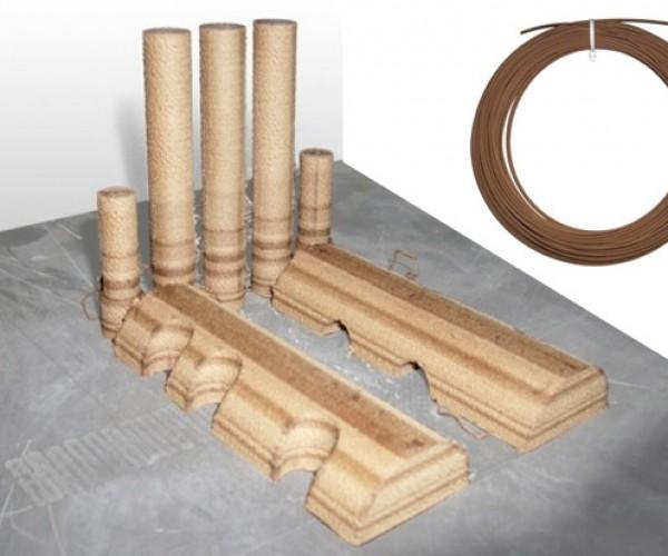 LAYWOO-D3: 3D Printing Gets Wood