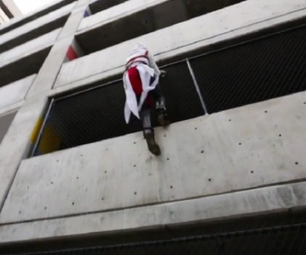 Awesome Traceur Brings Assassin's Creed to Life with Parkour