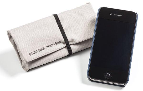 blokket signal blocking phone smarpthone pocket thinkgeek