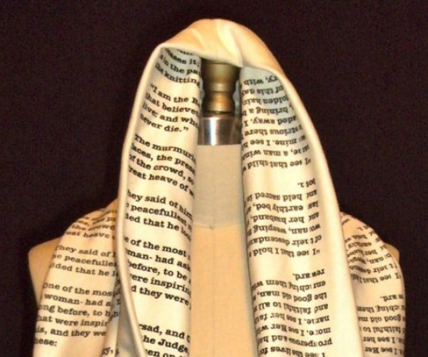 Book Scarves: Wear the Greatest Stories Ever Told… Around Your Neck