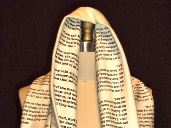 Book Scarves