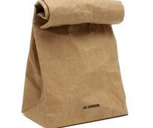 Brown Paperbag Purse Costs a Whole Lot of Green Paper