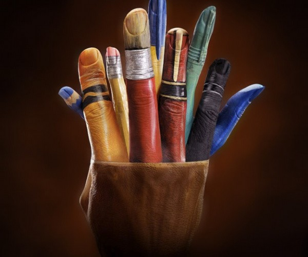 Hand Paintings4