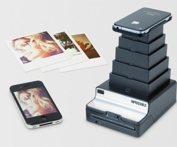 Impossible Instant Lab Turns Your Digital Images into Polaroid Photos
