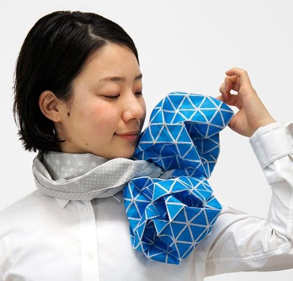 Origami Scarf