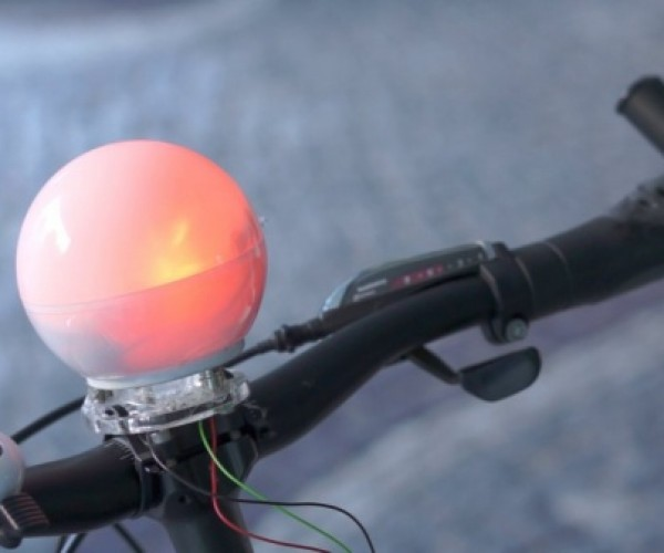 Personal Energy Orb Makes You Exercise to Power up Your Mouse