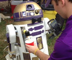 R2-D2 Beer Keg is Perfect for Jawa Tailgating Parties