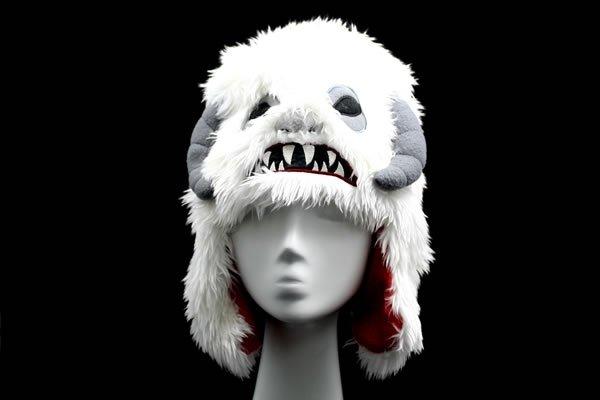 Wampa Plush Hat