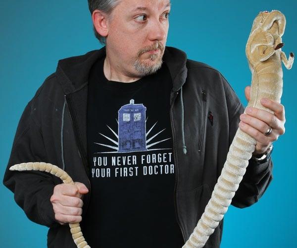 alien chestburster plush stuffed toy 2