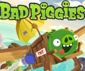 Bad Piggies Hits #1 in App Store in Just 3 Hours