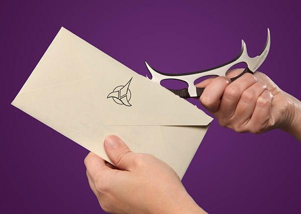 bat leth letter opener 2