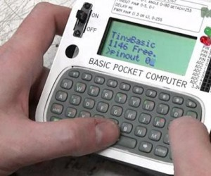 Ben Heck's BASIC Pocket PC: The Franken-Computer