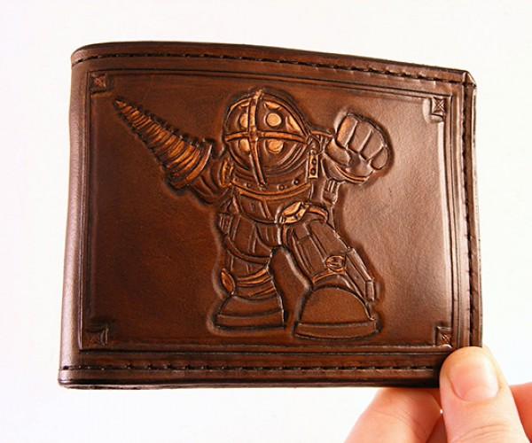 BioShock Wallet: for Big Daddies & Little Gamers Alike