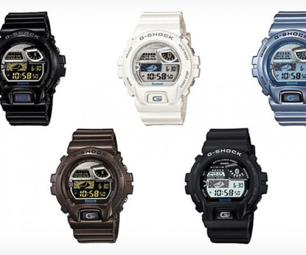 Casio Smartwatches: They'll G-Shock Your Bluetooth