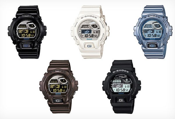 casio g-shock smartwatch iphone bluetooth watch