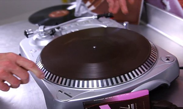 chocolate vinyl breakbot by your side