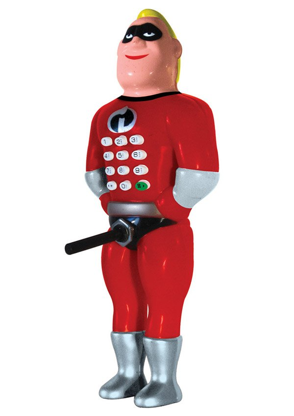 circuit bent mr incredible