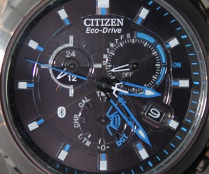 Citizen Eco-Drive Proximity: A Gentlemanly Bluetooth Watch