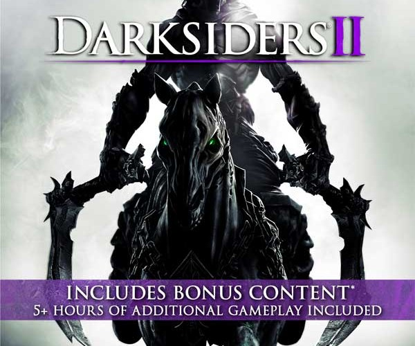 Darksiders II on Wii U Gets Hours of Additional Game Play