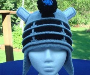 Dalek Hat Exterminates Wind Chill