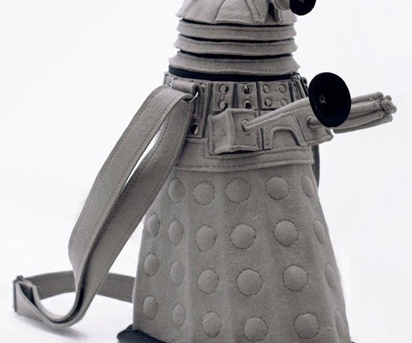 Dalek Purse Exterminates All Other Handbags