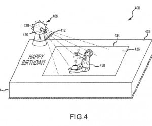 Disney Awarded Patent for Interactive Cakes