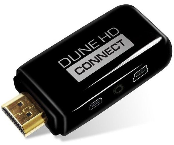 Dune HD Crams Full HD Media Player into a Compact Stick