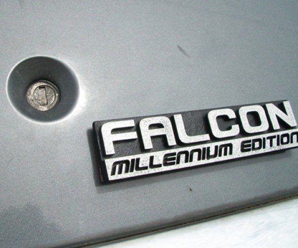 Sci-Fi Car Emblems: Geek Your Ride