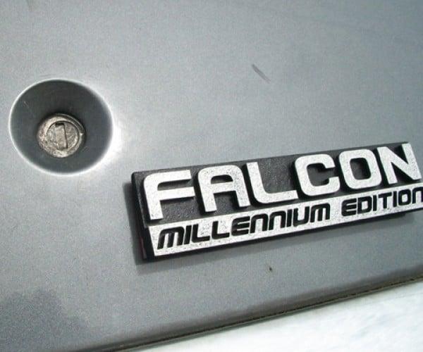 Sci-Fi Car Emblems: Geek Your Ride