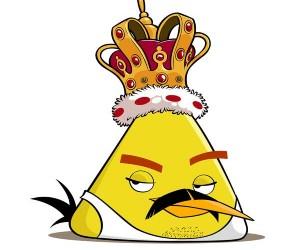 Freddie Mercury + Angry Birds = Freddie Birdcury