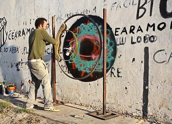 graffiti spirograph