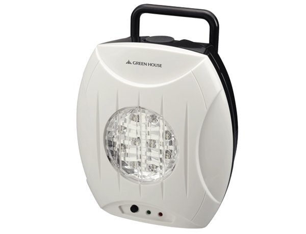 green house GH LED10WBW lantern