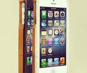 Grove Wooden iPhone Case Offers Natural Protection for iPhone 4/4S or iPhone 5