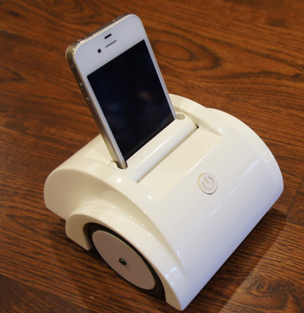 Kickstarter: Helios, An iPhone Telepresence Rig On A Budget