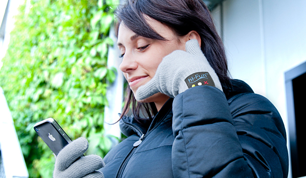 hi-fun hi-call bluetooth glove