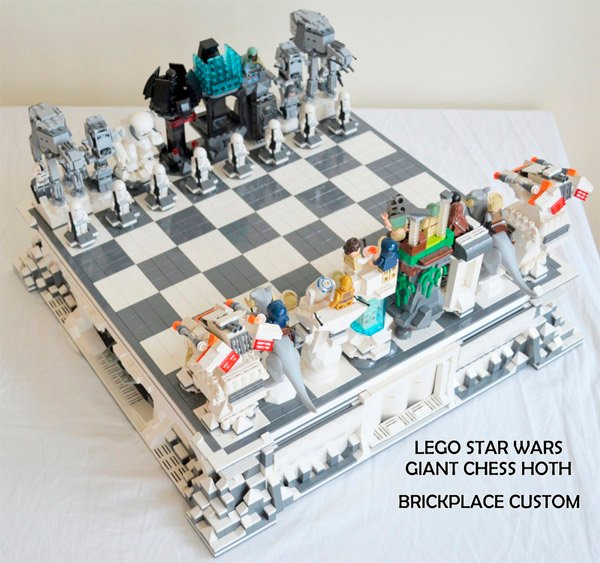 hoth chess set