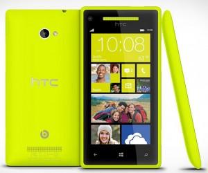 HTC 8X: Nokia Lumia 920 Doppelganger?