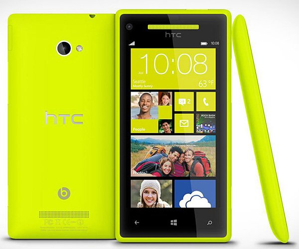 htc 8x smartphone windows 8