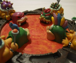 Super Mario Hungry Hungry Hippos: Get the Most Marbles with Your Koopa