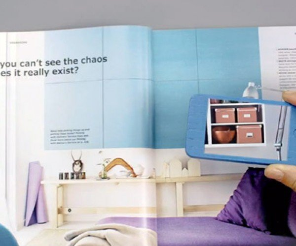 IKEA Brings X-Ray Vision to its Catalogs